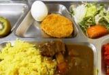 秘伝のレシピもたくさん! 護衛艦「やまぎり」のとある日の昼食 (C)ORICON DD inc.