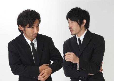 サムネイル チョップリン(左が小林幸太郎、右が相方の西野恭之介)