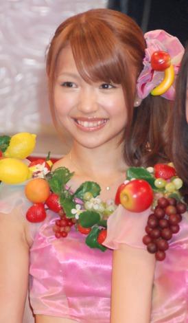 生誕2周年記念ライブ開催前に報道陣のインタビューに応じたSUPER☆GiRLSの八坂沙織 (C)ORICON DD inc.