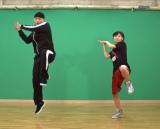 アジア全体で注目を集める『ライジング・ダンス・スクール』※写真はDA PUMP・KENZOとFairies・伊藤萌々香