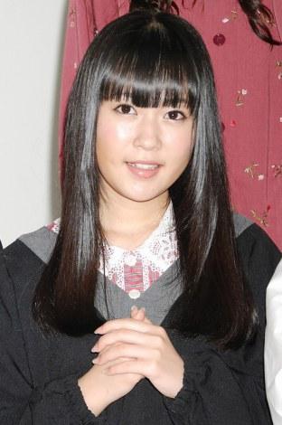 『AKB48美術部展覧会〜額だけ立派ですいません!〜』プレス内覧会に出席したAKB48の多田愛佳 (C)ORICON DD inc.