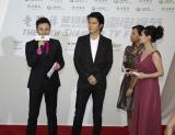 「上海国際テレビ祭」のレッドカーペットに登場した福山雅治