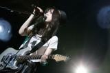 ギター&ボーカルのMIYU