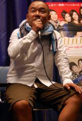 韓国映画『サニー 永遠の仲間たち』でトークショーを行う大根仁監督 (C)ORICON DD inc.