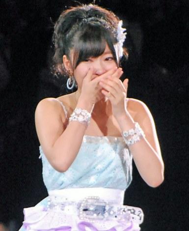 HKT48への移籍が決まった指原莉乃(写真は「第4回AKB48選抜総選挙」) (C)ORICON DD inc.