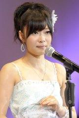 HKT48へ移籍する指原莉乃 (C)ORICON DD inc.