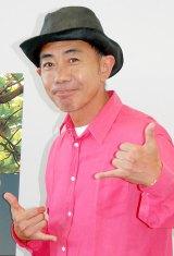 ハワイでのやんちゃエピソードを明かしたとんねるず・木梨憲武 (C)ORICON DD inc.