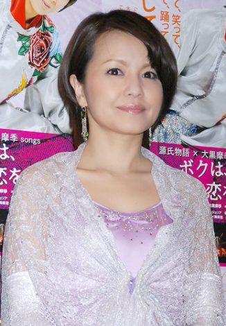 サムネイル 妊娠5ヶ月を発表した中澤裕子 (C)ORICON DD inc.