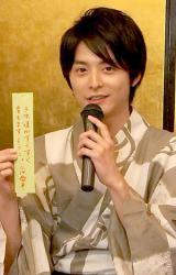 TBS系新ドラマ『浪花少年探偵団』の会見に出席した小池徹平 (C)ORICON DD inc.