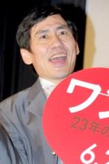 映画『ワン・デイ 23年のラブストーリー』公開記念イベントに出席したエスパー伊東 (C)ORICON DD inc.