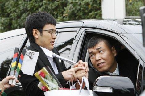 トヨタ自動車『のび太の30歳』篇CMメイキングカット