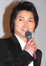 直近1年内に漫画・アニメ原作のドラマ・映画に主演したなかで好きな俳優ランキング、4に選ばれた藤原竜也 (C)ORICON DD inc.