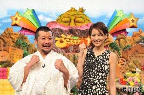 TBS系新番組『THEぶっちぎりTV』でケンドーコバヤシがゴールデンレギュラー初司会に起用