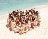 AKB48の握手会会場からラジオの生放送