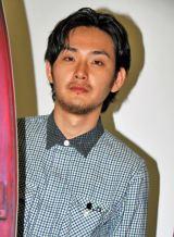 再上映される映画『9souls』の舞台あいさつに登壇した松田龍平 (C)ORICON DD inc.