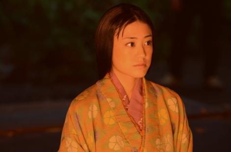 大河ドラマに初出演する八重姫役の福田沙紀 (C)NHK