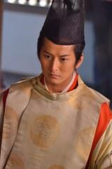 大河ドラマ『平清盛』で平清盛の三男・宗盛を演じる石黒英雄 (C)NHK