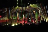 EXILEのライブ模様  写真提供:MTV Networks Japan
