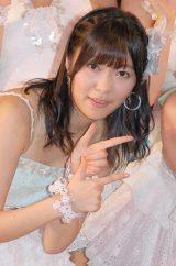 HKT48からの下克上を宣言した指原莉乃 (C)ORICON DD inc.