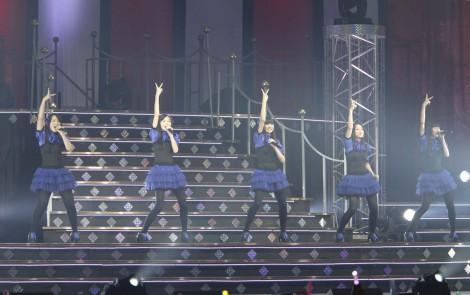 指原莉乃プロデュース『第一回ゆび祭り〜アイドル臨時総会〜』に出演した東京女子流