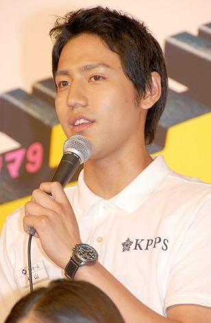 TBS系ドラマ『ビギナーズ!』の制作発表に出席した小柳友 (C)ORICON DD inc.