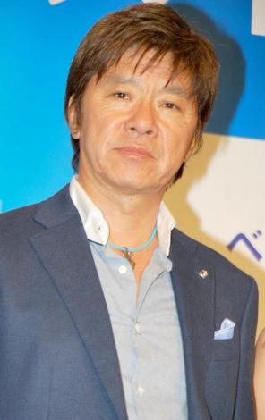 『第13回ベストスイマー2012』表彰式に出席し、脳梗塞からの回復順調を報告した西城秀樹 (C)ORICON DD inc.