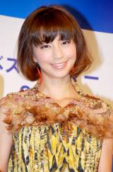 『第13回ベストスイマー2012』表彰式に出席した安田美沙子 (C)ORICON DD inc.