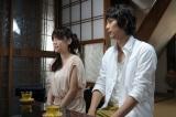 NHKプレミアムドラマ『ヤアになる日』に出演する倉科カナ(左)、平岡祐太(右) (C)NHK