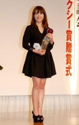 『第49回ギャラクシー賞』の「テレビ部門」で個人賞を受賞した小泉今日子 (C)ORICON DD inc.