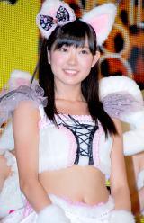 """先月""""AKB48デビュー""""を飾ったNMB48・渡辺美優紀 (C)ORICON DD inc."""
