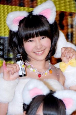 『眠眠打破×NMB48』コラボレーション発表会に出席したNMB48・門脇佳奈子 (C)ORICON DD inc.