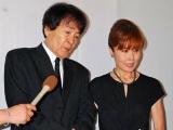 小野ヤスシさんの通夜に参列した平尾昌晃(左)、小柳ルミ子 (C)ORICON DD inc.