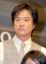フジテレビ系ドラマ『GTO』製作発表会見に出席した高知東生 (C)ORICON DD inc.