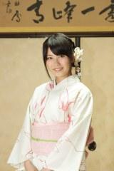 AKB48・横山由依がはんなり着物姿を披露(C)関西テレビ
