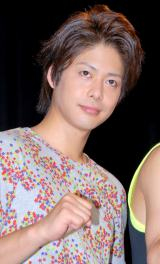 東京ドームシティホールでライブツアー最終公演を行ったD☆DATEの五十嵐隼士 (C)ORICON DD inc.