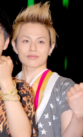 東京ドームシティホールでライブツアー最終公演を行ったD☆DATEの荒木宏文 (C)ORICON DD inc.