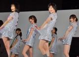 8000人を動員した握手会イベントで新曲「走れ!Bicycle」を初披露した乃木坂46 (C)ORICON DD inc.