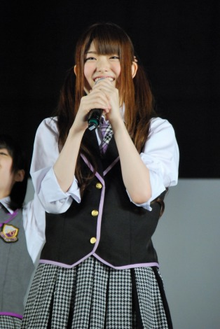 乃木坂46全国握手会イベントに参加した松村沙友理 (C)ORICON DD inc.