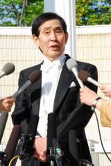萩本欽一、Take2の東貴博とタレント・安めぐみの結婚披露宴に出席 (C)ORICON DD inc.