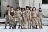 AKB48ドラマ『マジすか学園3』「チームハブ」キャスト発表(C)「マジすか学園3」製作委員会