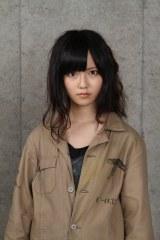 AKB48ドラマ『マジすか学園3』に出演する島崎遥香(AKB48)(C)「マジすか学園3」製作委員会