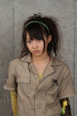 AKB48ドラマ『マジすか学園3』に出演する木崎ゆりあ (SKE48)(C)「マジすか学園3」製作委員会