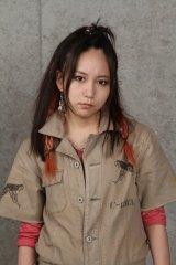 AKB48ドラマ『マジすか学園3』に出演する大場美奈 (AKB48)(C)「マジすか学園3」製作委員会