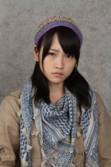 AKB48ドラマ『マジすか学園3』に出演する川栄李奈 (AKB48)(C)「マジすか学園3」製作委員会