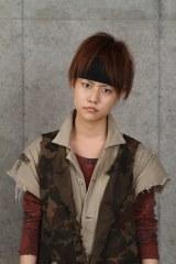 AKB48ドラマ『マジすか学園3』に出演する阿部マリア(AKB48)(C)「マジすか学園3」製作委員会