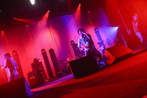 全国ライブツアー『ORANGE RANGE LIVE TOUR 012 〜NEO POP STANDARD〜』渋谷公会堂2days初日公演の模様 (C)平野タカシ