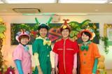 サワヤカブト with バカムシトリオ(cv:しずる&ハリセンボン)
