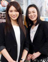 (左から)AKB48・秋元才加、国生さゆり (C)ORICON DD inc.
