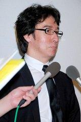 山田五十鈴さんの通夜に参列した松井誠 (C)ORICON DD inc.