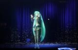 初音ミクが東京ジョイポリスで初ライブ (C)SEGA (C)Crypton Future Media, Inc.